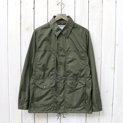 『LEAF PRUNER JACKET(NYLON TAFFETA)』(OLIVE)