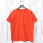 THE NORTH FACE PURPLE LABEL『7oz H/S Pocket Tee』(Orange)