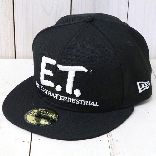 【SALE特価40%off】New Era『59FIFTY E.T.』