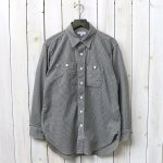 ENGINEERED GARMENTS『Work Shirt-Small Gingham Broadcloth』(Dk.Navy)
