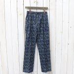 Needles『Track Pant-Poly Jacquard』(Arrow/Navy)