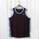 Needles『Papillon Emb.Side Line Tank Top-Cu/Pe/Pu Twill』(Purple)