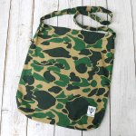 SOUTH2 WEST8『Book Bag-Printed Flannel/Camouflage』(Duck Hunter)