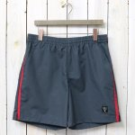 SOUTH2 WEST8『Side Slit Trail Short-Nylon Tussore』(Charcoal)