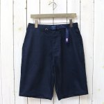 THE NORTH FACE PURPLE LABEL『Stretch Twill Shorts』(Dark Navy)