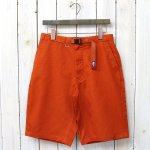 THE NORTH FACE PURPLE LABEL『Stretch Twill Shorts』(Orange)