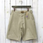 THE NORTH FACE PURPLE LABEL『Stretch Twill Shorts』(Beige)