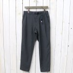 THE NORTH FACE PURPLE LABEL『Polyester Tropical Field Pants』(Charcoal)