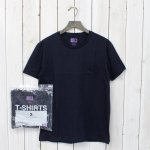 THE NORTH FACE PURPLE LABEL『Pack Field Tee』(Navy)