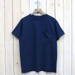 THE NORTH FACE PURPLE LABEL『7oz H/S Pocket Tee』(Navy)