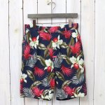 ENGINEERED GARMENTS『Sunset Short-Hawaiian Floral Java Cloth』