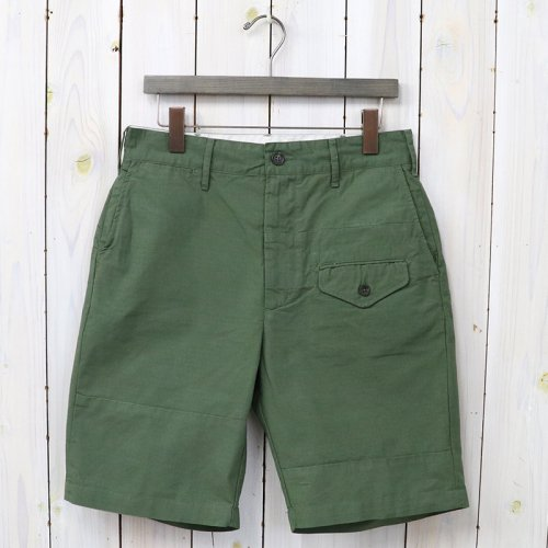 『Ghurka Short/Solid-Cotton Ripstop』