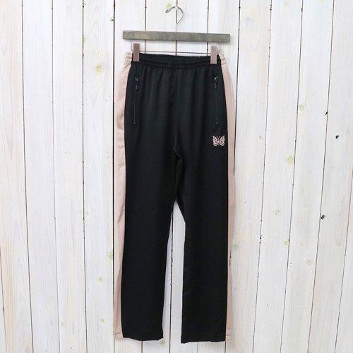 Needles『Papillon Emb.Side Line Trank Pant-Cu/Pe/Pu Twill』(Black)