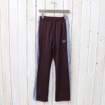 Needles『Papillon Emb.Side Line Trank Pant-Cu/Pe/Pu Twill』(Purple)