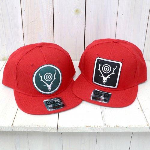 SOUTH2 WEST8『Baseball Cap/Red-Emblem』
