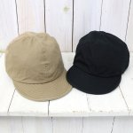 DECHO『PACKABLE CAP』