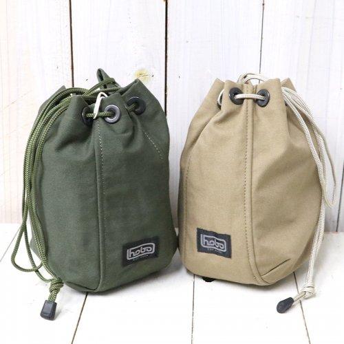 『Cotton Twill Drawstring Bag S』