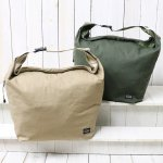 hobo『Cotton Twill Roll Top Bag』