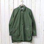 hobo『Cotton Typewriter Gardener Pullover Shirt by nonnative』(Olive)