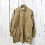 hobo『Cotton Typewriter Gardener Pullover Shirt by nonnative』(Beige)