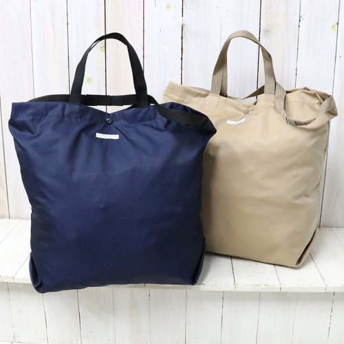 ENGINEERED GARMENTS『Carry All Tote-PC Iridescent Twill』