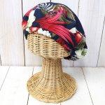 ENGINEERED GARMENTS『Beret-Hawaiian Floral Java Cloth』