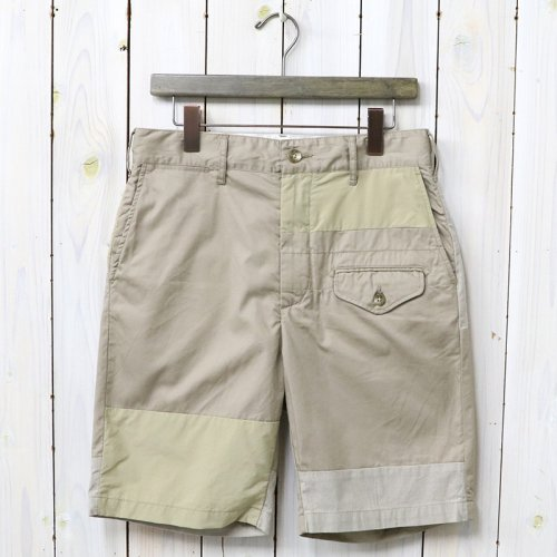 ENGINEERED GARMENTS『Ghurka Short-High Count Twill』(Khaki)