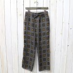 Needles『String Easy Pant-Cupra Sateen』(Navy)