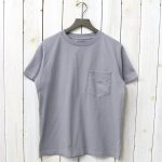 THE NORTH FACE PURPLE LABEL『7oz H/S Pocket Tee』(Gray)