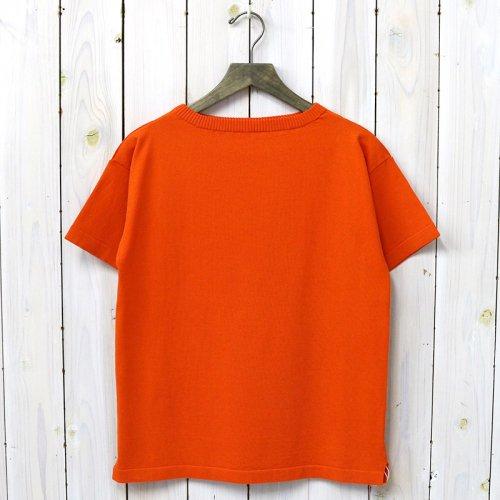 【SALE特価50%off】ANDERSEN-ANDERSEN『BOATSMAN SHORT』(Orange)