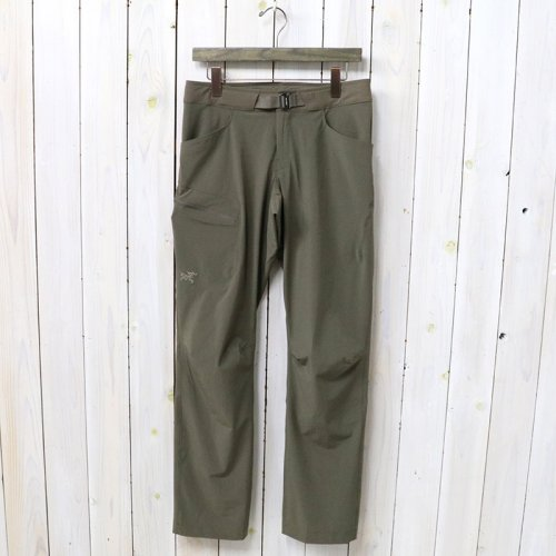 ARC'TERYX『Lefroy Pant-32inseam』(Mongoose)