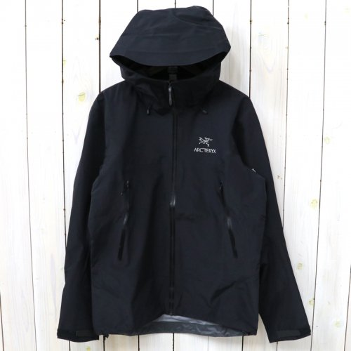 ARC'TERYX『Beta LT Jacket』(Black)