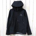 ARC'TERYX『Beta LT Jacket』(Black)
