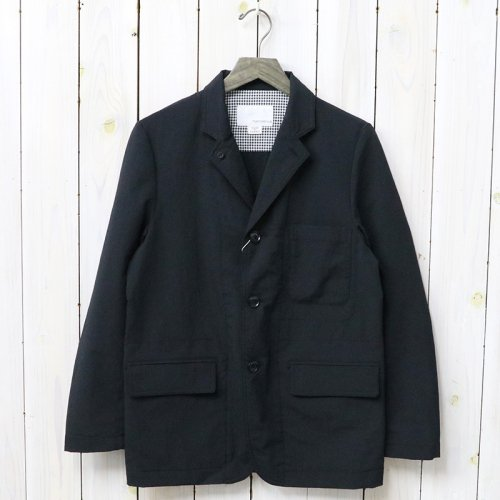 nanamica『ALPHADRY Club Jacket』(Black)