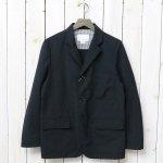 nanamica『ALPHADRY Club Jacket』(Black)