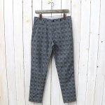 nanamica『ALPHADRY Club Pants』(Glen Check)