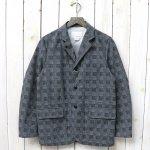 nanamica『ALPHADRY Club Jacket』(Glen Check)