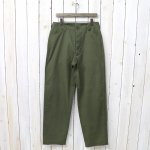 The REAL McCOY'S『N-3 UTILITY TROUSERS』