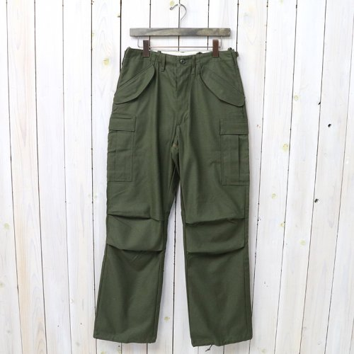 The REAL McCOY'S『M-65 FIELD PANTS』