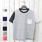 Jackman『Dotsume Pocket T-Shirt-JM5870』