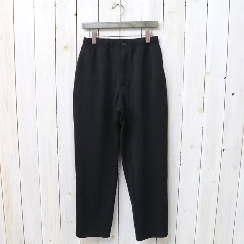 ENGINEERED GARMENTS『Jog Pant-Baseball Doubleknit』(Black)
