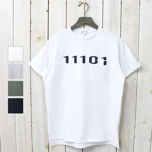 『Printed Cross Crew Neck T-shirt-11101』