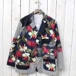 ENGINEERED GARMENTS『Loiter Jacket-Hawaiian Floral Java Cloth』