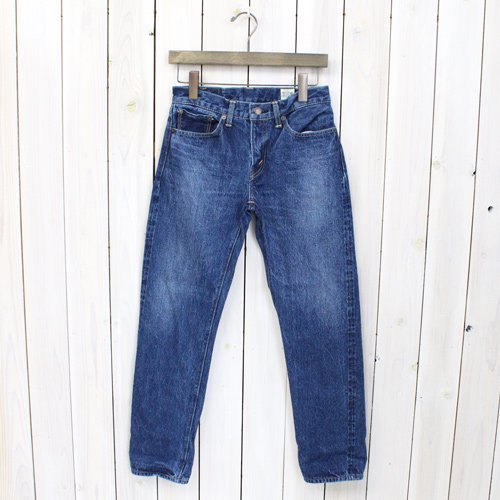 orSlow『IVY FIT DENIM』(2YEAR WASH)