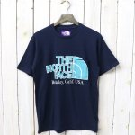 THE NORTH FACE PURPLE LABEL『H/S Logo Pocket Tee』(Navy)