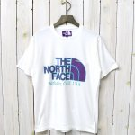 THE NORTH FACE PURPLE LABEL『H/S Logo Pocket Tee』(Off White)