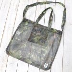 SOUTH2 WEST8『Grocery Bag-Poly Mesh』(S2W8 Camo)