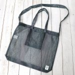 SOUTH2 WEST8『Grocery Bag-Poly Mesh』(Leopard)