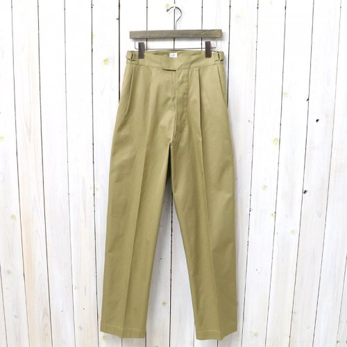 『ROYAL MARINE PANTS』(BEIGE)