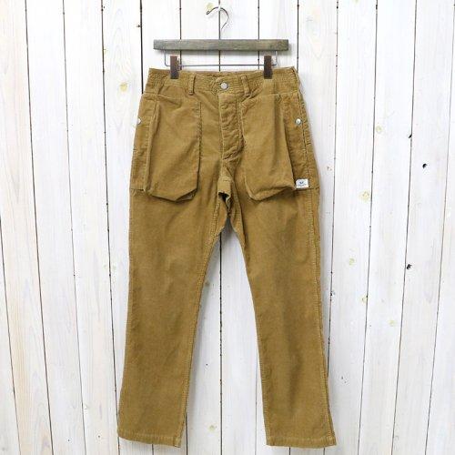 『DIGS CREW PANTS(SUMMER CORDUROY)』(BEIGE)